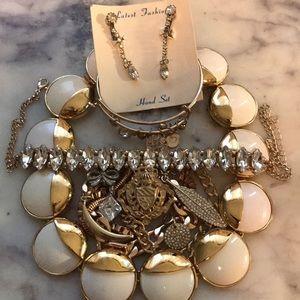 Fancy AF jewelry bundle
